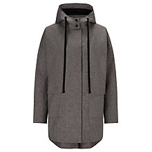 Buy Kin by John Lewis Lightweight Parka Jacket, Grey Online at johnlewis.com