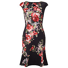 Buy Phase Eight Waverley Floral Dress, Multi Online at johnlewis.com