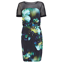 Buy Coast Romy Print Jersey Dress, Multi Online at johnlewis.com
