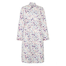 Buy John Lewis Paisley Print Short Robe, Multi Online at johnlewis.com