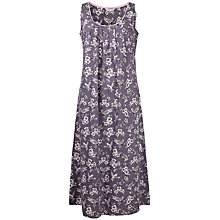 Buy Cyberjammies Bird Print Chemise, Grey Online at johnlewis.com