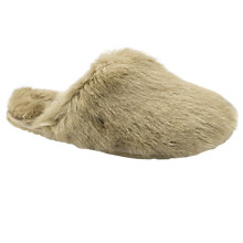 Buy Ted Baker Breae Faux Fur Slippers Online at johnlewis.com