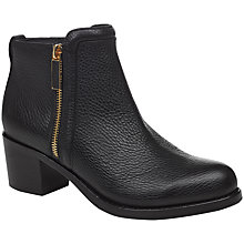 Buy Ted Baker Jyion Side Zip Ankle Boots Online at johnlewis.com