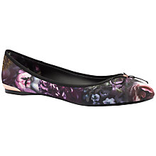 Buy Ted Baker Imme Bow Detail Pumps Online at johnlewis.com