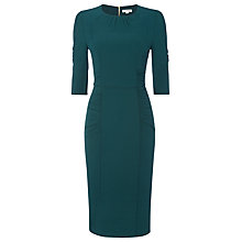 Buy Whistles Izzey Textured Bodycon Dress Online at johnlewis.com