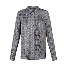 Buy Jigsaw Indian Floral Shirt, Multi Online at johnlewis.com