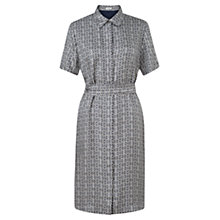 Buy Jigsaw Indian Floral Shift Dress, Multi Online at johnlewis.com