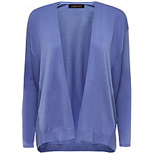 Buy Jaeger Gostwyck Oversized Cardigan, Dusky Lilac Online at johnlewis.com