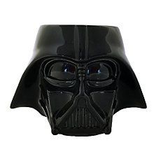 Buy Star Wars Darth Vader Mug, Black Online at johnlewis.com
