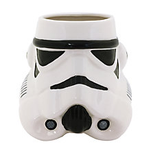 Buy Star Wars Storm Trooper Mug, White Online at johnlewis.com