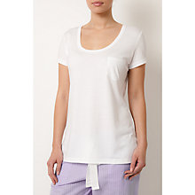 Buy Cyberjammies Jersey Short Sleeve T-Shirt, White Online at johnlewis.com