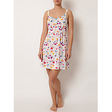 Buy Cyberjammies Tropical Botanics Chemise, White/Multi Online at johnlewis.com