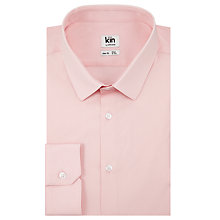 Buy Kin by John Lewis Stretch Poplin Slim Fit Shirt Online at johnlewis.com