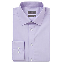 Buy John Lewis End on End Tailored Shirt Online at johnlewis.com