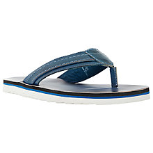 Buy Dune Iceberg Leather Sandals Online at johnlewis.com
