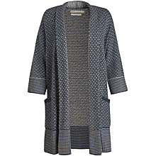 Buy Seasalt Greta Cardigan, Scandi Fathom Online at johnlewis.com