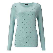 Buy Gerry Weber Stud Detail Jumper Online at johnlewis.com