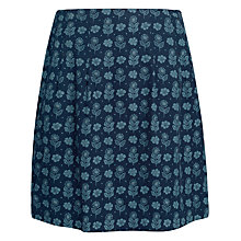 Buy Seasalt Cabinet Maker Skirt, Autumn Woodcut Fathom Online at johnlewis.com