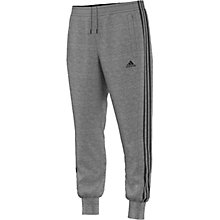 Buy Adidas Authentic Tapered Training Trousers, Grey Online at johnlewis.com