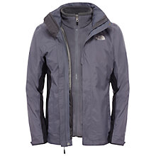 Buy The North Face Evolution II Triclimate 3-in-1 Jacket, Black Online at johnlewis.com