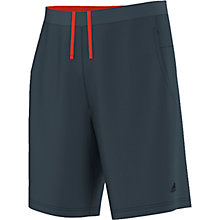 Buy Adidas Stronger Shorts, Grey Online at johnlewis.com