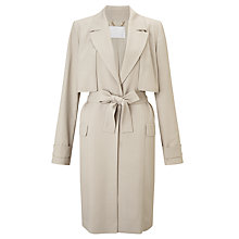 Buy BOSS Tailored Mac, Beige Online at johnlewis.com