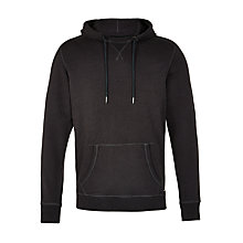 Buy Diesel S-Yurin Hooded Pullover Sweater, Navy Online at johnlewis.com