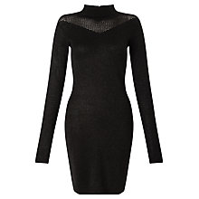 Buy Supertrash Darika Dress, Black Online at johnlewis.com