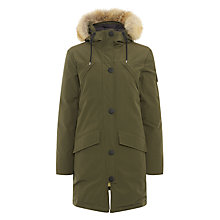Buy Penfield Hoosac Hooded Down Mountain Parka Online at johnlewis.com