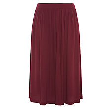 Buy Minimum Madelena Skirt, Dark Rose Online at johnlewis.com