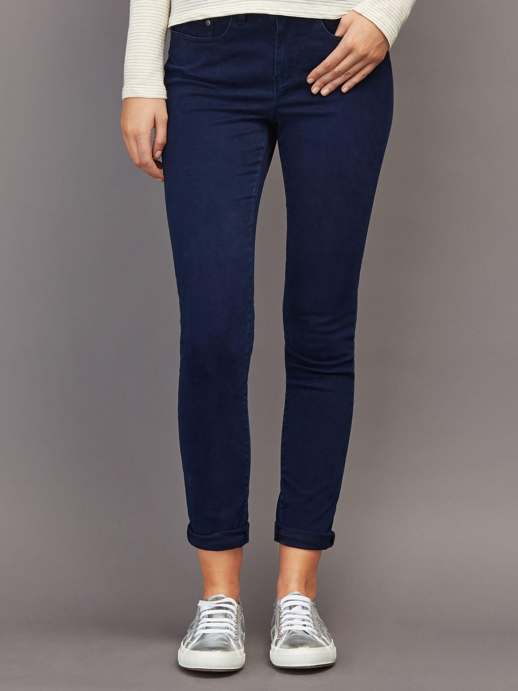 Waven Waven Asa Classic Skinny Jeans, Velvet Blue