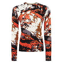 Buy Numph Jamie Printed Jumper, Tigerlily Online at johnlewis.com