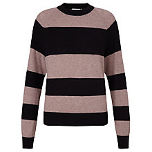 Buy BZR Meadow Stripe Jumper Online at johnlewis.com