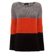 Buy Numph Magda Colour Block Jumper, Tigerlily Online at johnlewis.com