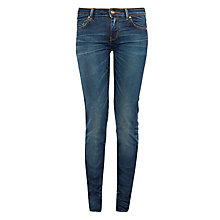 Buy Supertrash Pleasant Random Slim Jeans, Random Dark Blue Online at johnlewis.com