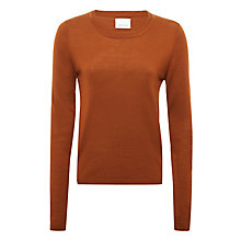 Buy Samsoe & Samsoe Sanella Merino Wool Jumper Online at johnlewis.com