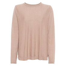Buy Minimum Vianne Swing Jumper, Fawn Online at johnlewis.com