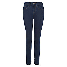 Buy Waven Freya Skinny Ankle Grazer Jeans, America Blue Online at johnlewis.com