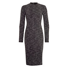Buy Minimum Vika Dress, Dark Grey Online at johnlewis.com