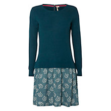 Buy White Stuff Dancing Dress, Teal Online at johnlewis.com