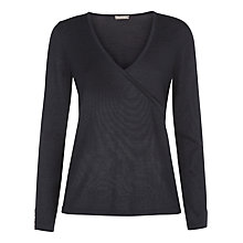 Buy Planet Crossover Jumper, Navy Online at johnlewis.com