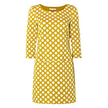 Buy White Stuff Dance On The Spot Tunic, Yellow Online at johnlewis.com