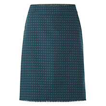 Buy White Stuff Billboard Skirt, Teal Online at johnlewis.com