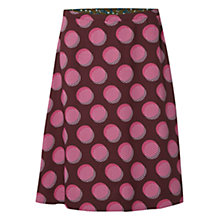 Buy White Stuff Dance Hall Reversible Skirt, Pink/Green Online at johnlewis.com