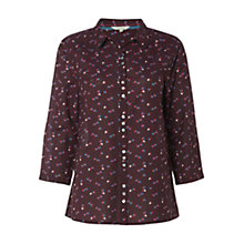 Buy White Stuff Jitterbug Shirt, Plum Online at johnlewis.com