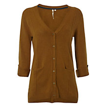 Buy White Stuff Jive Cardigan, Tan Online at johnlewis.com
