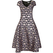 Buy True Decadence Floral Prom Dress, Lilac, Multi Online at johnlewis.com