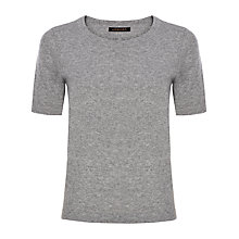 Buy Jaeger Cashmere Crew Neck Top Online at johnlewis.com