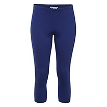 Buy White Stuff Jumping Lil Jeggings, Uniform Blue Online at johnlewis.com