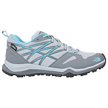 Buy The North Face Hedgehog Fastpack Lite GTX Women's Walking Shoes, Blue/Grey Online at johnlewis.com